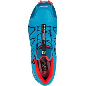 Salomon Speedcross 4 GTX Löparskor Herr röd/blå